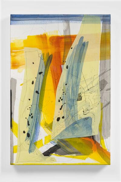 Iva Gueorguieva, 'Gravel Stroke ', 2016
