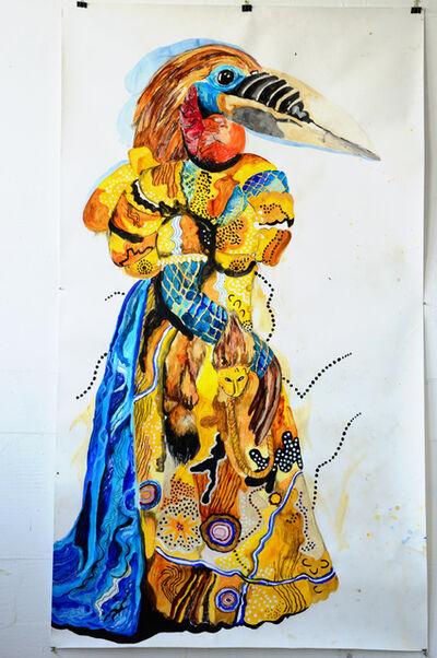Charlotte Schleiffert, 'Lady Rufous', 2016