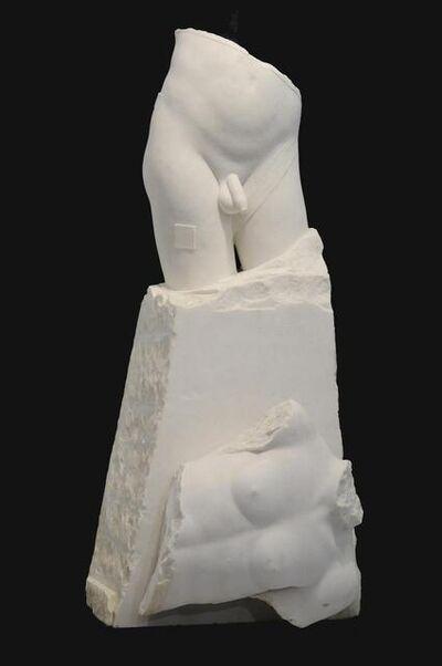 Igor Mitoraj, 'Stele di Herma', 2012
