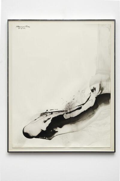 Matsumi Kanemitsu, 'Whales', 1972