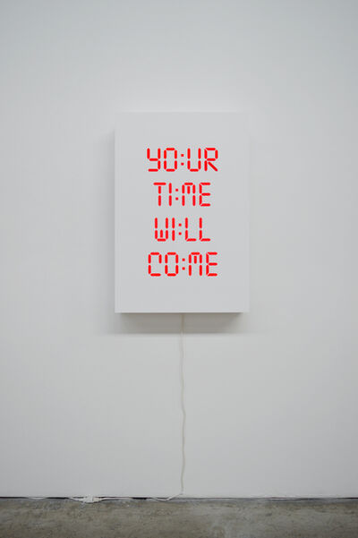 Kelly Mark, 'Your Time Will Come', 2018