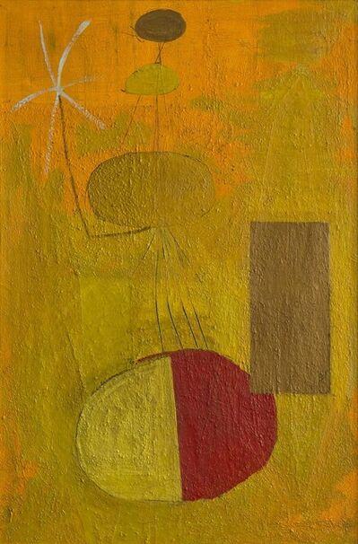 Robert Motherwell, 'Orange Personage', 1947