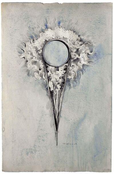 Theodore Roszak, 'Divining Rod (Sculpture Study)', ca. 1974