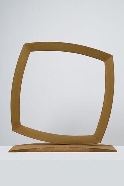 Mauro Staccioli, 'Cerchi imperfetto', 2010