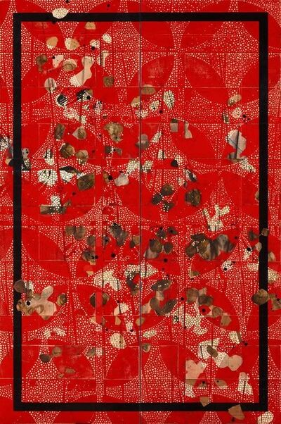 Nina Tichava, 'Pane and Trellis 1 & 2', 2018