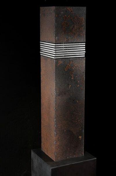 Etienne Krähenbühl, 'Petit État de Lames II (Small Mooding Plates II)', 2019