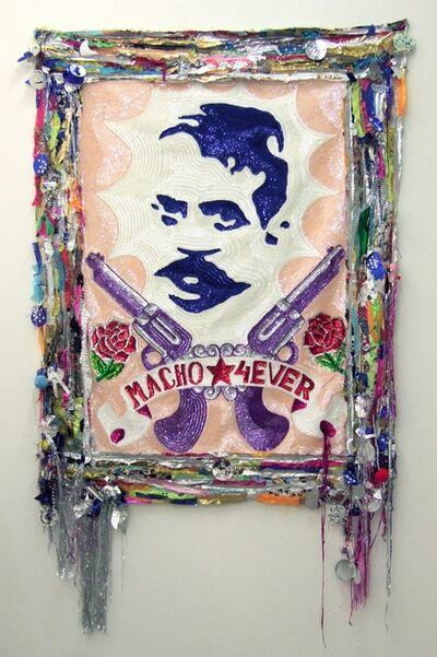 Anna Galtarossa, 'Macho Forever', 2007