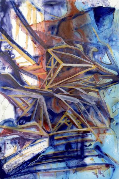Zahra Nazari, 'Deconstructed Cities #1', 2020