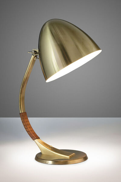 Paavo Tynell, 'A rare large desk lamp', 1951-52