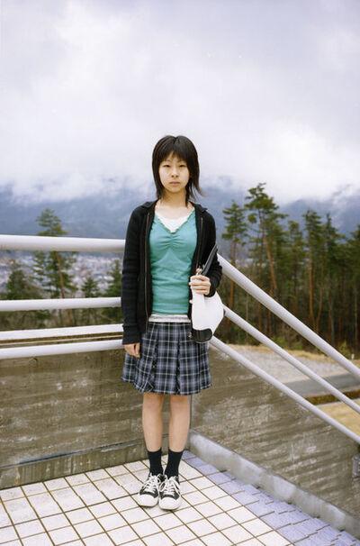 Jitka Hanzlová, 'UNTITLED (Cotton Rose 30, Above Takayama)  ', 2006