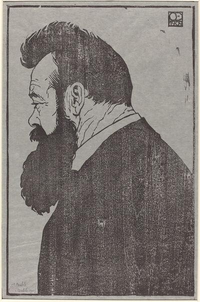 Emil Orlik, 'Ferdinand Hodler', 1904