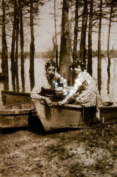 Amy Friend, 'Lake Rousseau, 1931', 2012