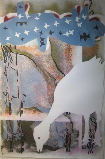Jean-Paul Riopelle, 'Ombrette ', 1984