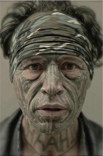 Nigel Swinn, 'Tipene Eyes Open', 2012