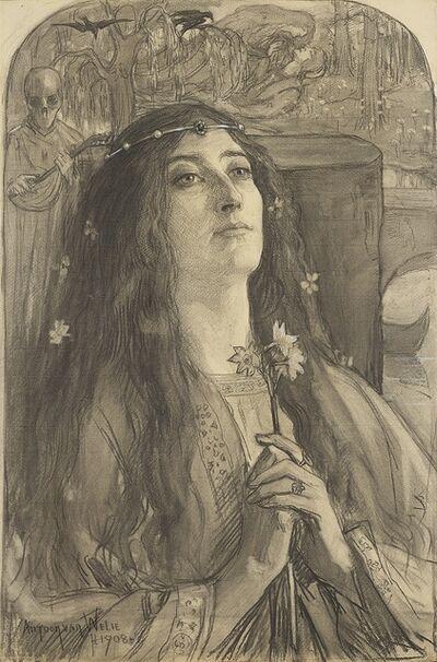 Antoon van Welie, 'Echo', 1908