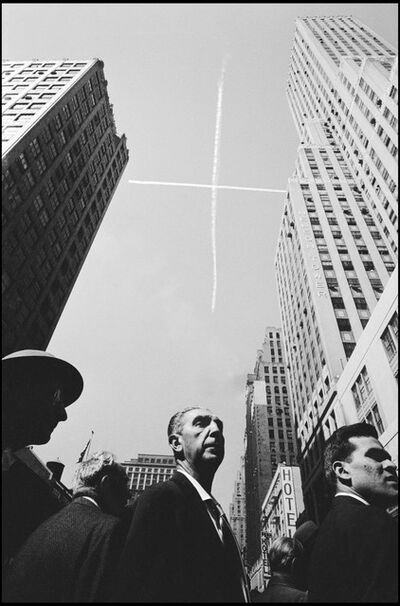 Burt Glinn, 'New York City, USA.', 1959