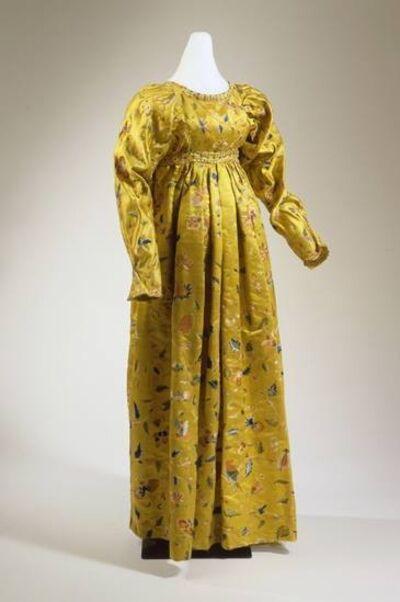 Unknown Artist, '18 th Century Dress, Gown', 1800-1805