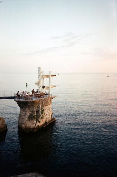 AMI SIOUX, 'Le Plongeoir, Nice, France.', 2004