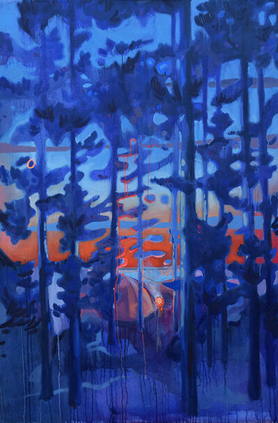 Mel Gausden, '(Once) In the Deep of the Woods', 2021