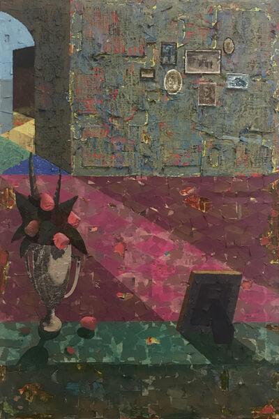 Derek Fordjour, 'Untitled', 2018