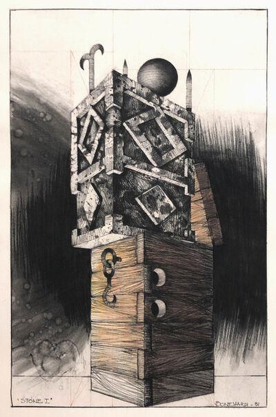Marcelo Bonevardi, 'Stone I', 1981
