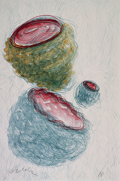 Dale Chihuly, 'Montana Baskets', 2001