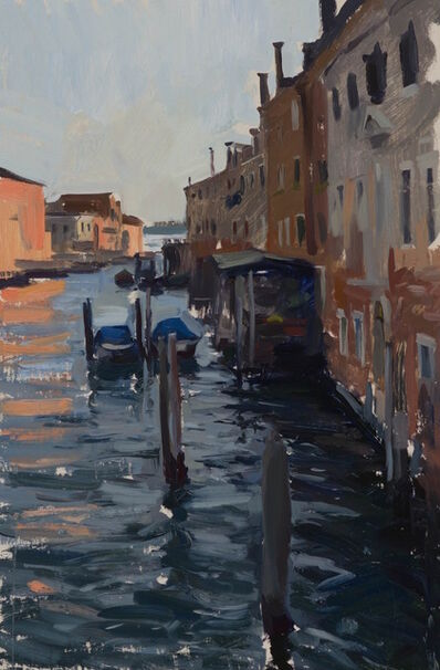 Marc Dalessio, 'Afternoon Canal', 2015