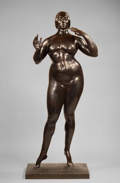 Gaston Lachaise, 'Standing Woman', 1912–1930