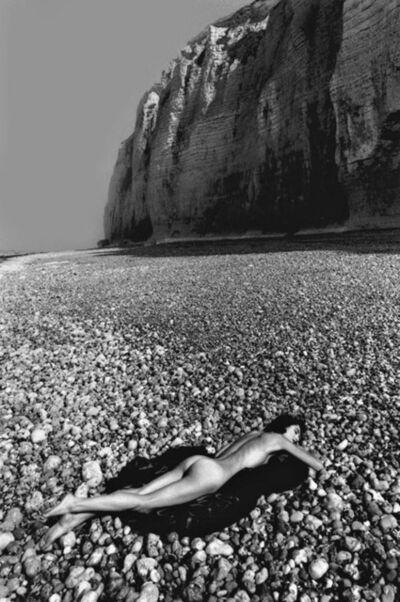 Jeanloup Sieff, 'Tapis volant, Normandie', 1988