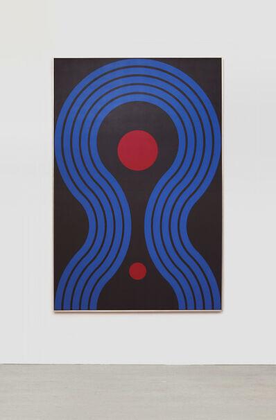 Edna Andrade, 'PRESENCE II', 1969