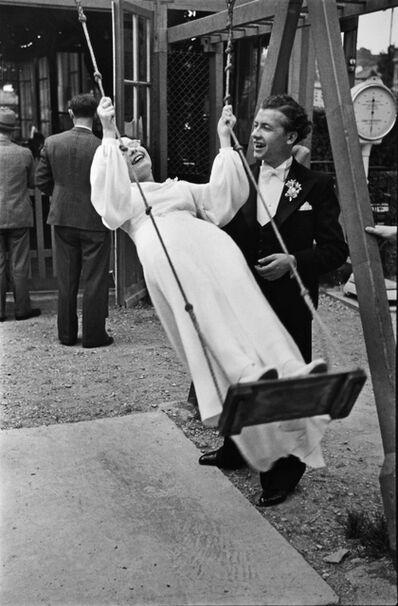 Henri Cartier-Bresson, 'JOINVILLE-LE-PONT, 1938', 1938