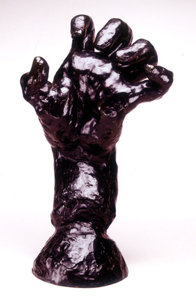 Auguste Rodin, 'Clenched Hand', 1984-1986