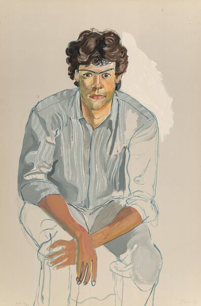 Alice Neel, 'The Youth', 1982