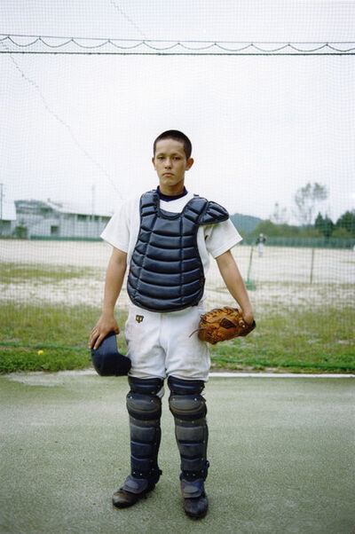 Jitka Hanzlová, 'UNTITLED (Cotton Rose 29, Baseball Player Evening) ', 2004