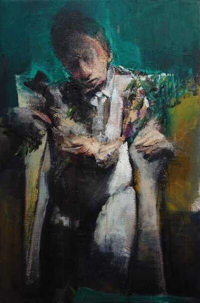 Nikos Aslanidis, 'Statue', 2015