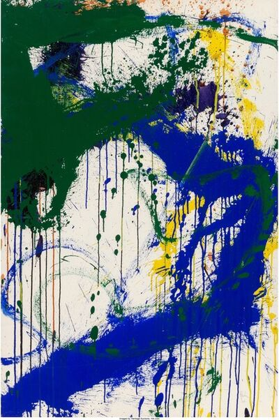 Norman Bluhm, 'Untitled', 1964