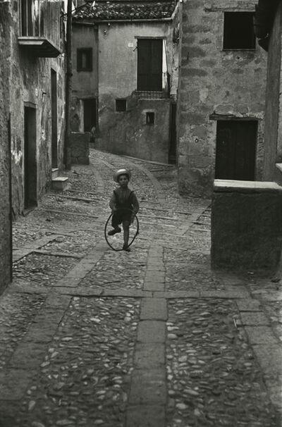 René Burri, 'Sicily', 1956