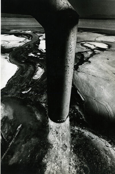 W. Eugene Smith, 'Toxic chemical flowing into the bay', 1971