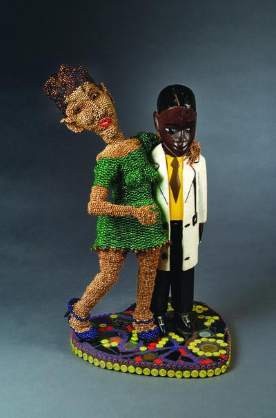 Joyce J. Scott, 'Look Mom- A Doctor', 2008