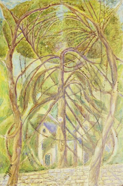 Marie Vorobieff Marevna, 'Longview Walk, Ealing', 1977