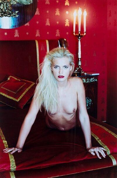 Helmut Newton, 'Portrait of Olga Radionova', 2001