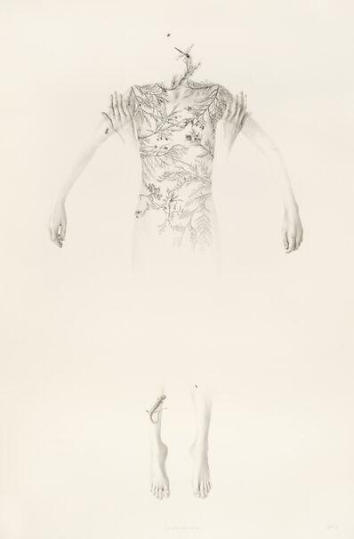 Véronique La Perrière M., 'La forêt veille sur toi', 2019