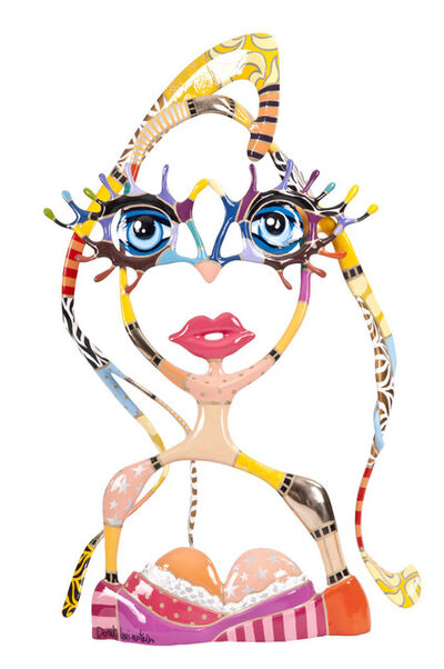 Dorit Levinstein, 'Barbie', 2014