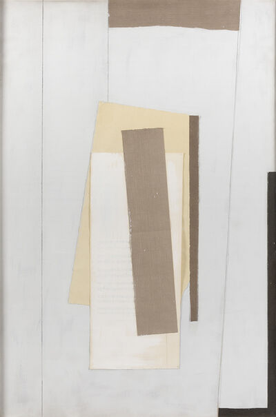 "Stephen Edlich, 'Untitled ""5, Fuque VII""', 1980"