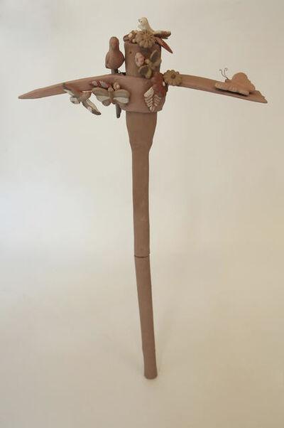 Margarita Cabrera, 'Árbol de la Vida: Pick / Pico', 2007