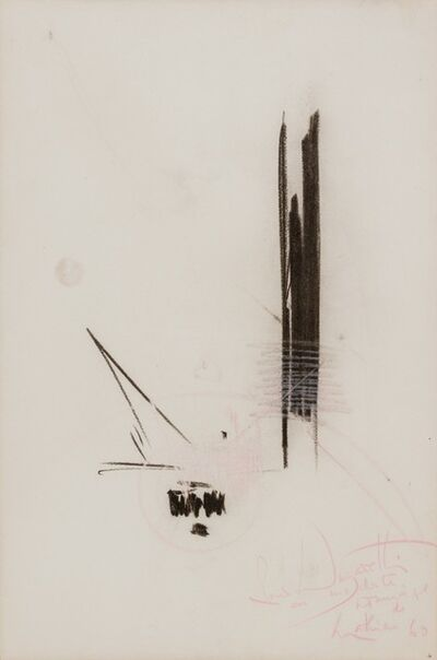 Georges Mathieu, 'Composition', 1960