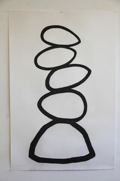 David Nash, 'Column', 2014