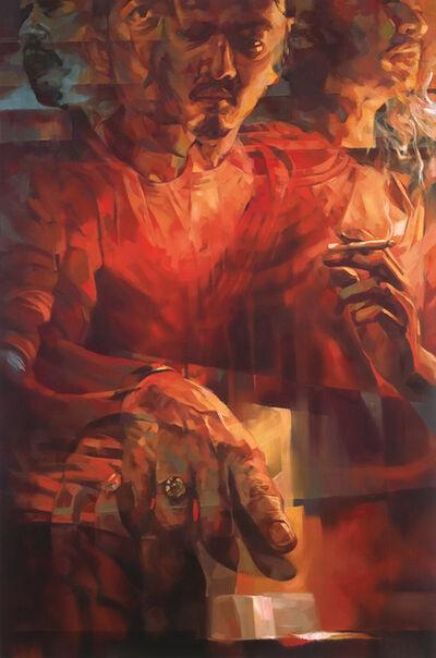 Ali Nurazmal Yusoff, 'Push Button', 2015