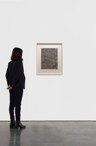 Jasper Johns, 'Cicada II (ULAE 214)', 1981