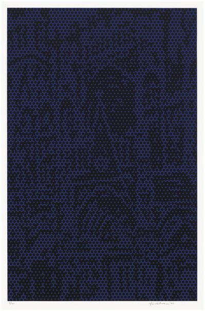 Roy Lichtenstein, 'Cathedral#6', 1969
